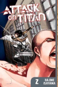 attack on titan v 2 book