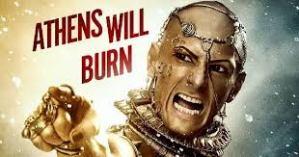 athens will burn