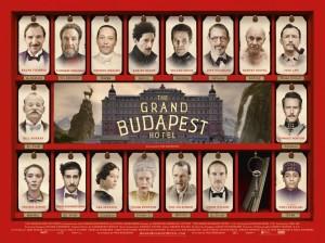 budapest cast