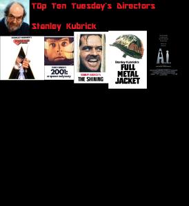 kubrick top ten