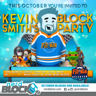 Nerd block October – Kevin smith edition!