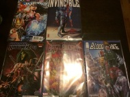 New comics 7-15-15