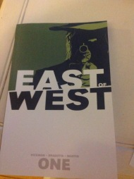 East of West- A Review