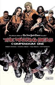 the walkign dead compendium
